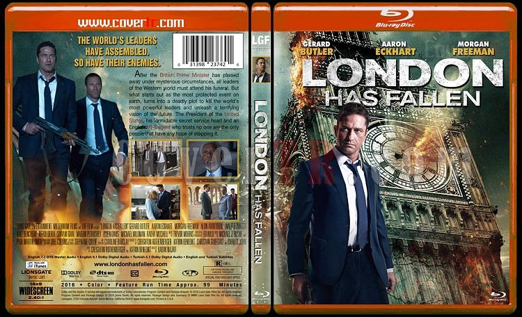 London Has Fallen - Custom Bluray Cover - English [2016]-london-has-fallen-bluray-cover-2016-jokerjpg