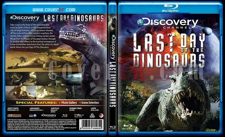 Discovery: Last Day Of The Dinosaurs - Custom Bluray Cover - English [2010]-discovery-last-day-dinosaursjpg