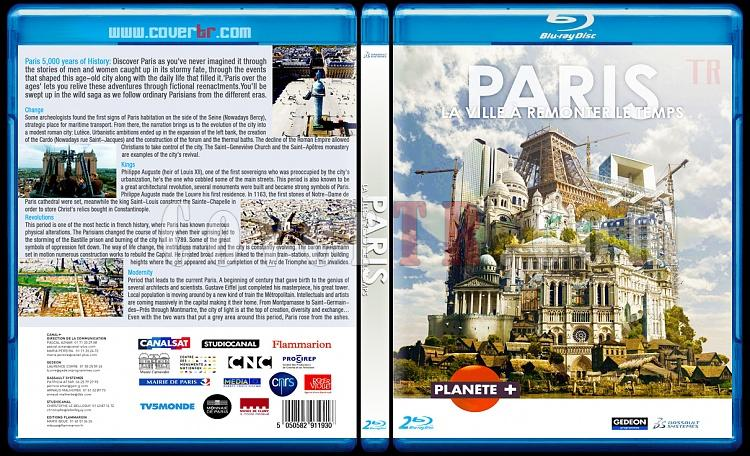 Paris The Great Saga - Custom Bluray Cover - English [2012]-paris-great-sagajpg