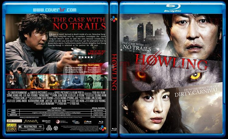 Howling (The Killer Wolf) - Custom Bluray Cover - English [2012]-howjpg