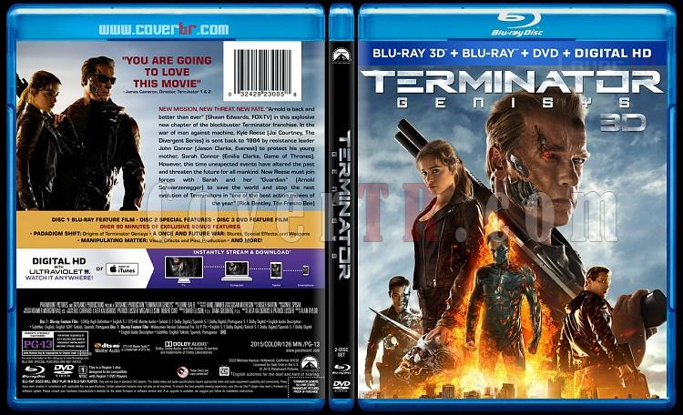 Terminator Genisys 3D - Custom Bluray Cover - English [2015]-blu-ray-1-disc-flat-3173x1762-11mmjpg