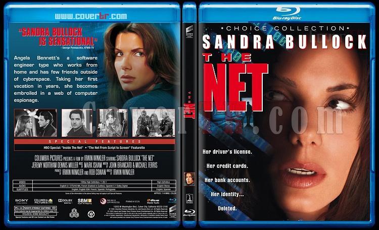 The Net - Custom Bluray Cover - English [1995]-blu-ray-1-disc-flat-3173x1762-11mmjpg