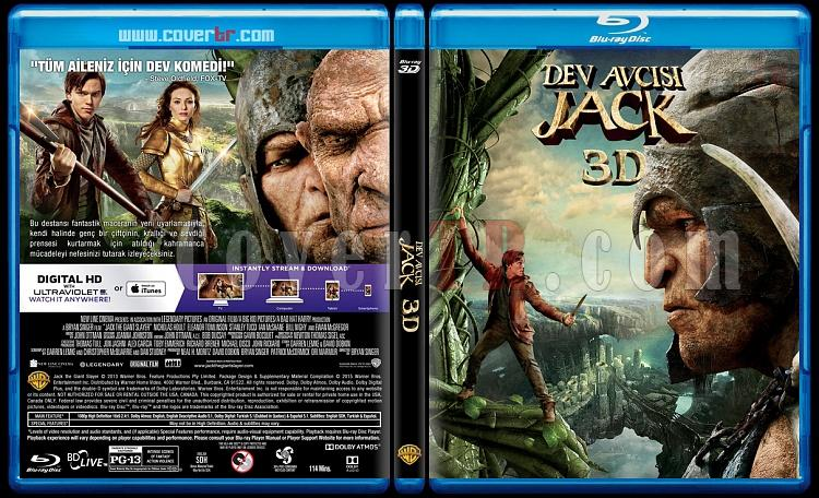 Jack the Giant Slayer (Dev Avcısı Jack) 3D - Custom Bluray Cover - Türkçe [2013]-blu-ray-1-disc-flat-3173x1762-11mmjpg