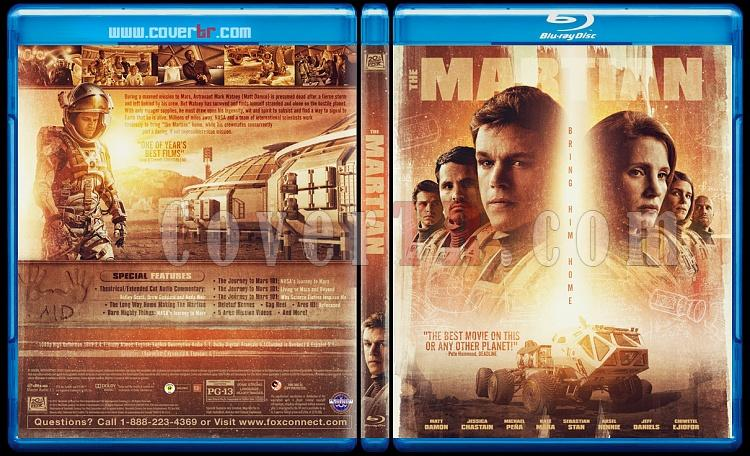 The Martian - Custom Bluray Cover - English [2015]-blu-ray-1-disc-flat-3173x1762-11mmjpg