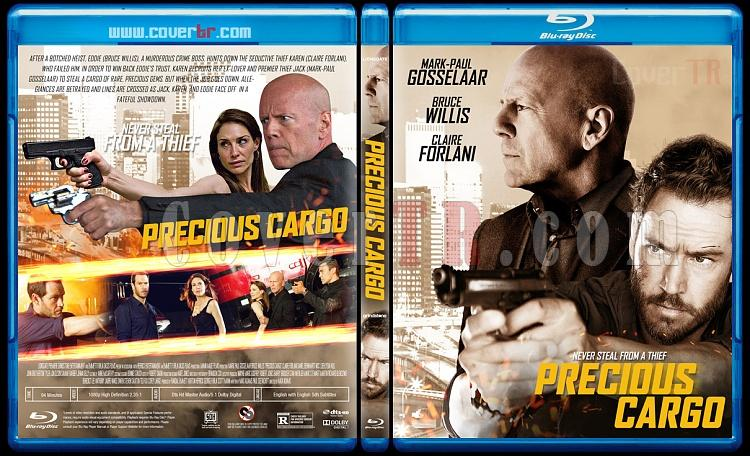 Precious Cargo (Özel Kargo) - Custom Bluray Cover - English [2016]-3jpg