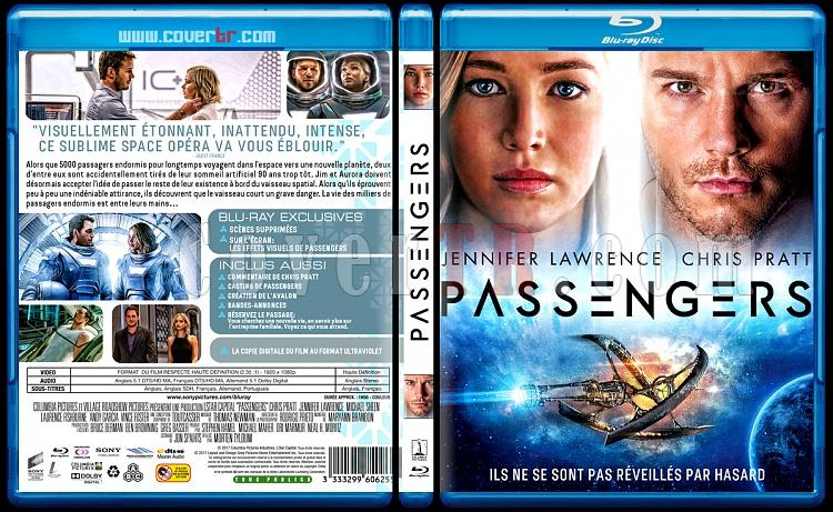Passengers - Custom Bluray Cover - French [2017]-passengersjpg