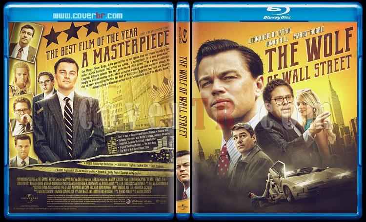 The Wolf of Wall Street - Custom Bluray Cover - English [2013]-1jpg