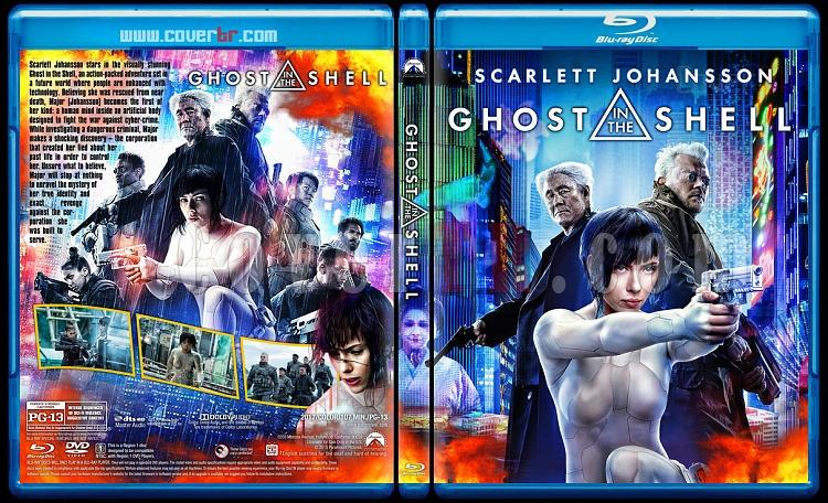 Ghost in the Shell - Custom Bluray Cover - English [2017]-brjpg