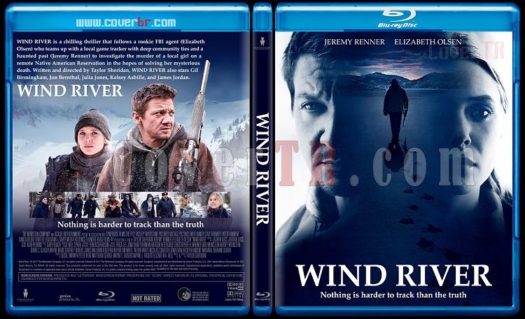 Wind River - Custom Bluray Cover - English [2017]-3jpg