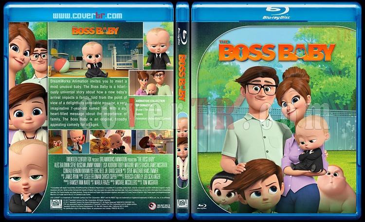 The Boss Baby - Custom Bluray Cover - English [2017]-4jpg