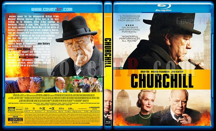 Churchill - Custom Bluray Cover - English [2017]-1jpg