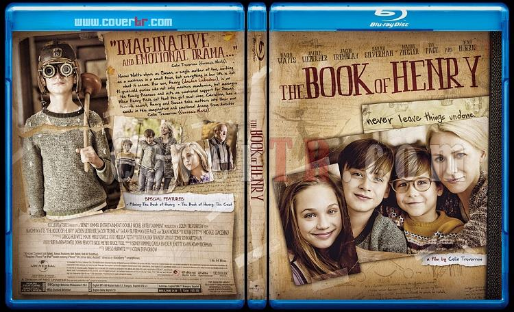 The Book of Henry - Custom Bluray Cover - English [2017]-1jpg