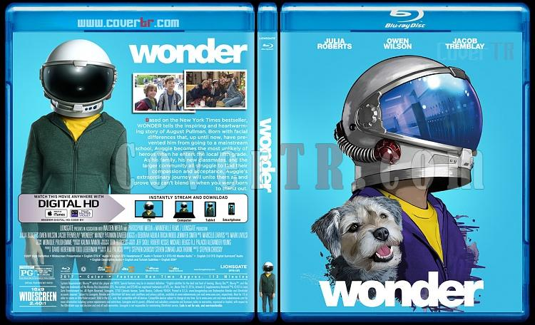 Wonder (Mucize) - Custom Bluray Cover - English [2017]-2jpg