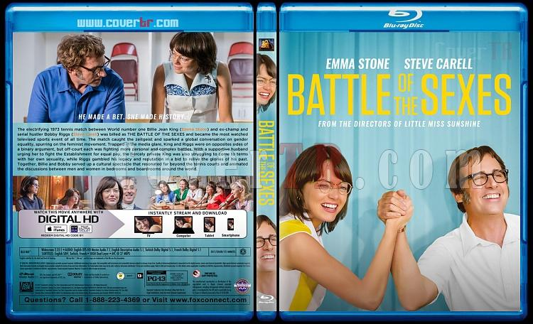 Battle of the Sexes (Ezeli Rekabet) - Custom Bluray Cover - English [2017]-2jpg