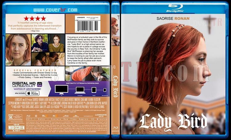 Lady Bird (Uğur Böceği) - Custom Bluray Cover - English [2017]-1jpg