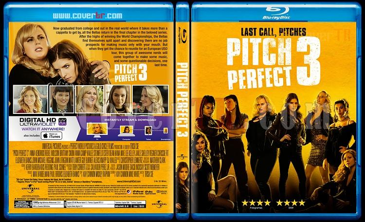 Pitch Perfect 3 - Custom Bluray Cover - English [2018]-2jpg