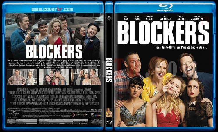 Blockers - Custom Bluray Cover - English [2018]-2jpg