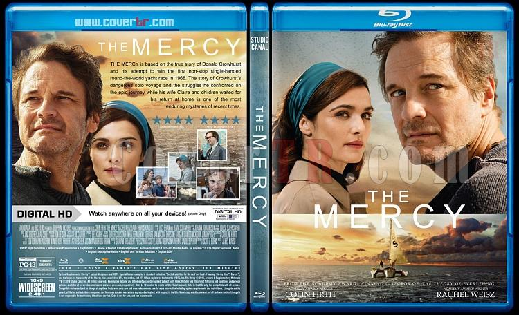 The Mercy - Custom Bluray Cover - English [2017]-01jpg