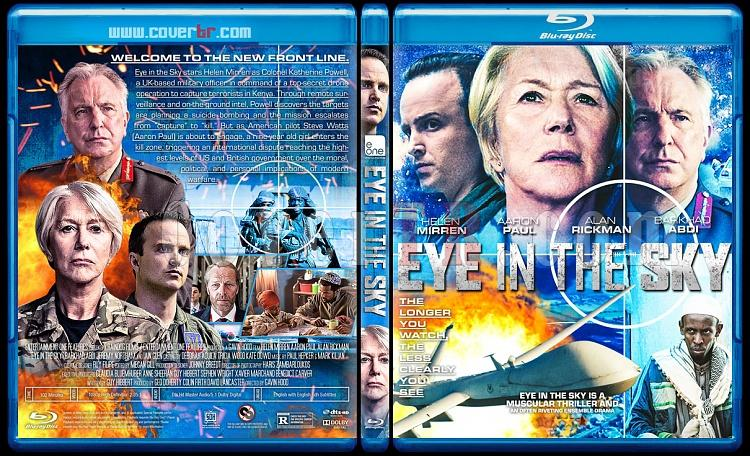 Eye in the Sky (Ölüm Emri) - Custom Bluray Cover - English [2015]-b2jpg