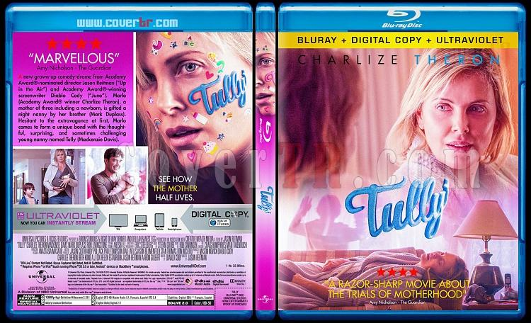 Tully - Custom Bluray Cover - English [2018]-11jpg
