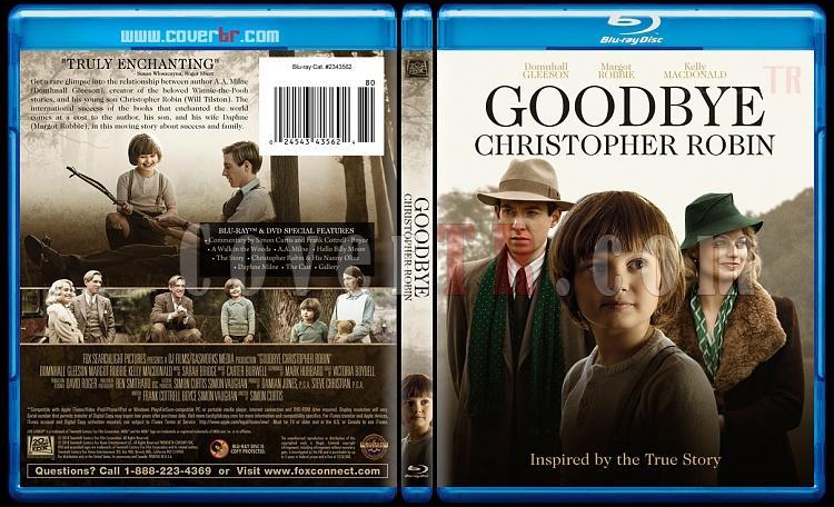 Goodbye Christopher Robin - Custom Bluray Cover - English [2018]-02jpg