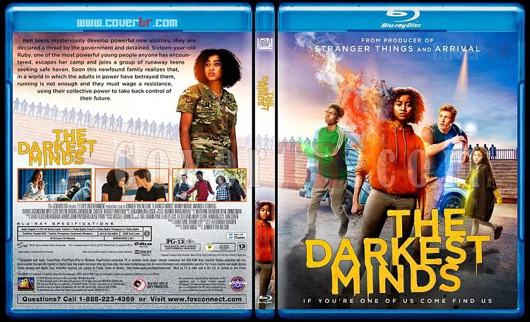 The Darkest Minds (Karanlık Zihinler) - Custom Bluray Cover - English [2018]-01jpg