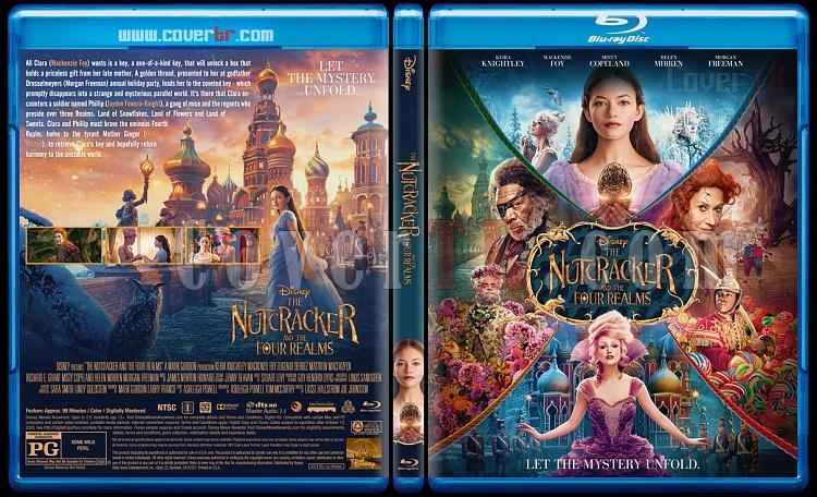 The Nutcracker and the Four Realms (Fındıkkıran ve Dört Diyar) - Custom Bluray Cover - English [2018]-1jpg