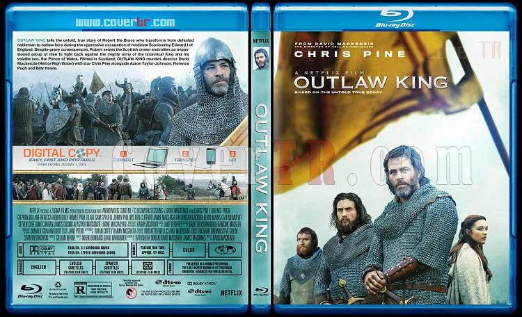 Outlaw King - Custom Bluray Cover - English [2018]-2jpg