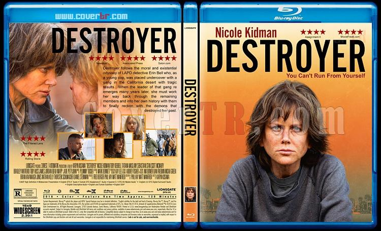 Destroyer - Custom Bluray Cover - English [2018]-3jpg
