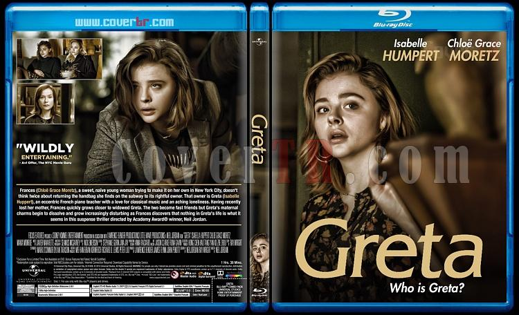 Greta - Custom Bluray Cover - English [2018]-1jpg