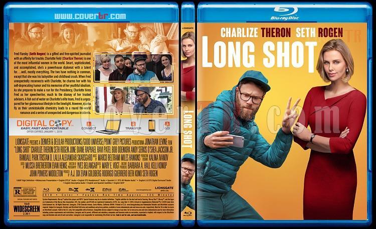Long Shot (Denemeye Değer) - Custom Bluray Cover - English [2019]-2jpg