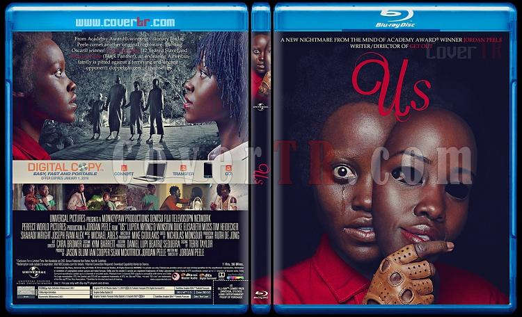 Us (Biz) - Custom Bluray Cover - English [2019]-01jpg
