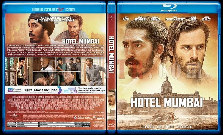 Hotel Mumbai - Custom Bluray Cover - English [2018]-02jpg