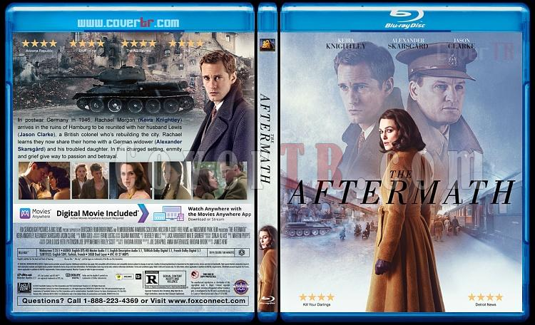 The Aftermath - Custom Bluray Cover - English [2018]-01jpg