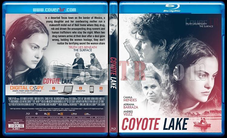 Coyote Lake - Custom Bluray Cover - English [2019]-1jpg