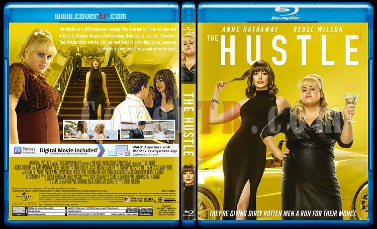 The Hustle (Düzenbazlar) - Custom Bluray Cover - English [2019]-2jpg
