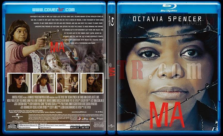 Ma  - Custom Bluray Cover - English [2019]-blu-ray-1-disc-flat-3173x1762-11mmjpg
