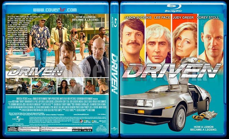 Driven - Custom Bluray Cover - English [2019]-1jpg