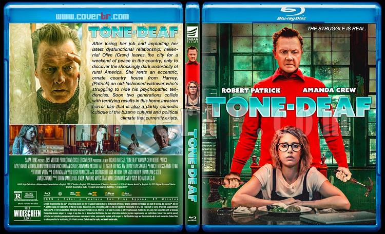 Tone-Deaf - Custom Bluray Cover - English [2019]-1jpg