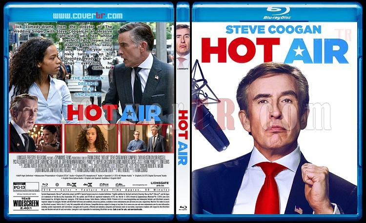 Hot Air - Custom Bluray Cover - English [2019]-2jpg
