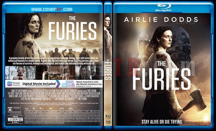 The Furies - Custom Bluray Cover - English [2019]-1jpg