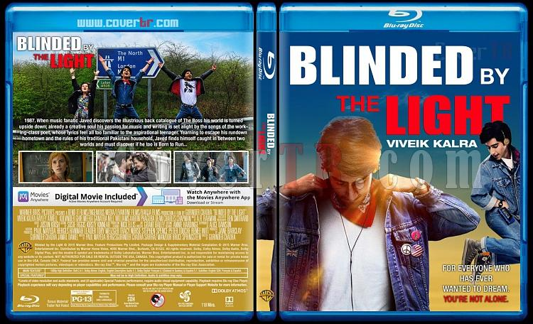 Blinded By The Light - Custom Bluray Cover - English [2019]-2jpg