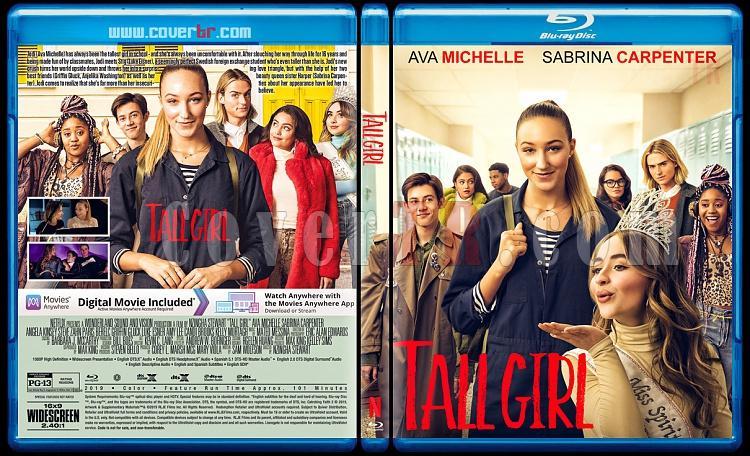 Tall Girl - Custom Bluray Cover - English [2019]-1jpg