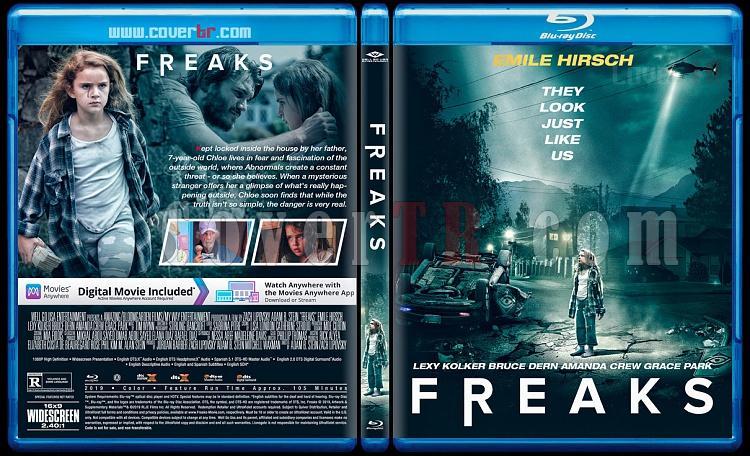 Freaks - Custom Bluray Cover - English [2019]-2jpg