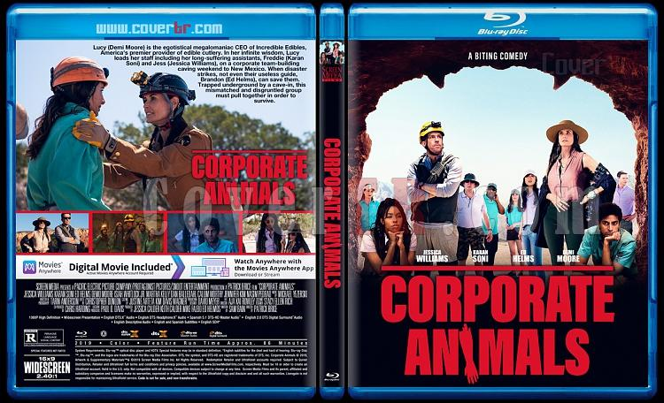 Corporate Animals- Custom Bluray Cover - English [2019]-3jpg