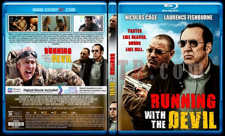Running with the Devil - Custom Bluray Cover - English [2019]-1jpg