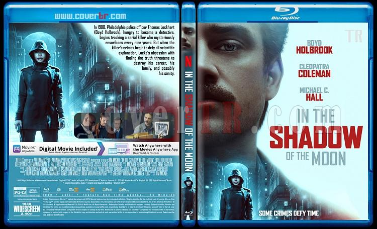 In the Shadow of the Moon (Ayın Gölgesinde) - Custom Bluray Cover - English [2019]-1jpg