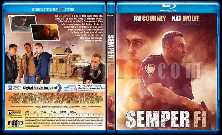 Semper Fi - Custom Bluray Cover - English [2019]-1jpg