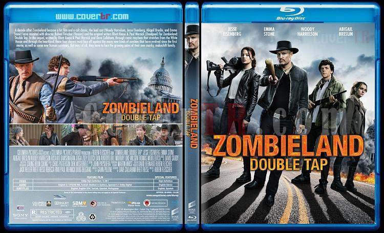 Zombieland: Double Tap - Custom Bluray Cover - English [2019]-1jpg