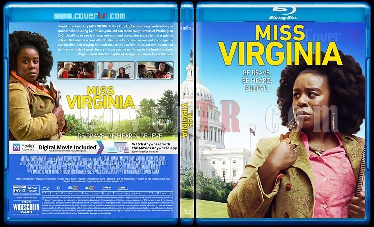 Miss Virginia - Custom Bluray Cover - English [2019]-2jpg